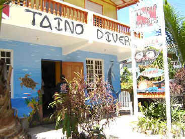 New at Taino Divers